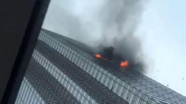 Gedung Milik Donald Trump Kebakaran, 1 Tewas