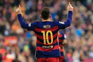 Messi yayi abun kunya akaron farko