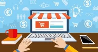 buat website toko online bisnis pakaian