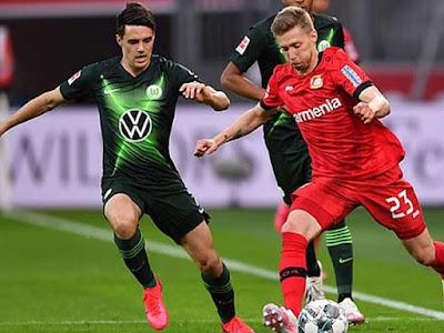 Video Leverkusen 1-4 Wolfsburg: Tử huyệt bóng chết, hiệp 2 ác mộng