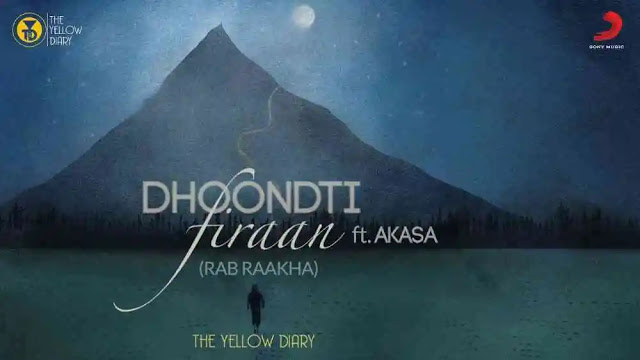 Dhoondti Firaan Lyrics in English :- Rajan Batra, Akasa