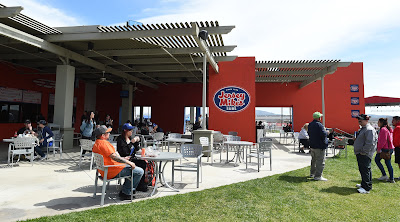Jersey Mike's Subs Renews Partnership With #NASCAR Auto Club Speedway