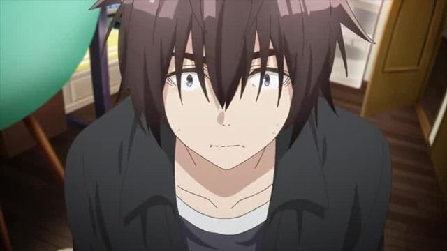 โทโมซากิ ฟุมิยะ (Tomozaki Fumiya) @ Jaku-Chara Tomozaki-kun เกมพลิกโฉมนายกระจอก (Bottom-tier Character Tomozaki: 弱キャラ友崎くん)