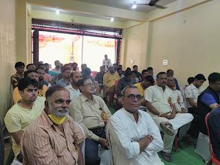 भारतीय पत्रकार संघ 'एआइजे' का पत्रकार सम्मलेन व सम्मान समारोह गरिमामयी माहौल में सम्पन्न हुआ