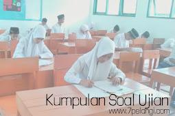 Download Soal PAS/UAS Bahasa Indonesia Kelas 7 Semester 1 Kurikulum 2013