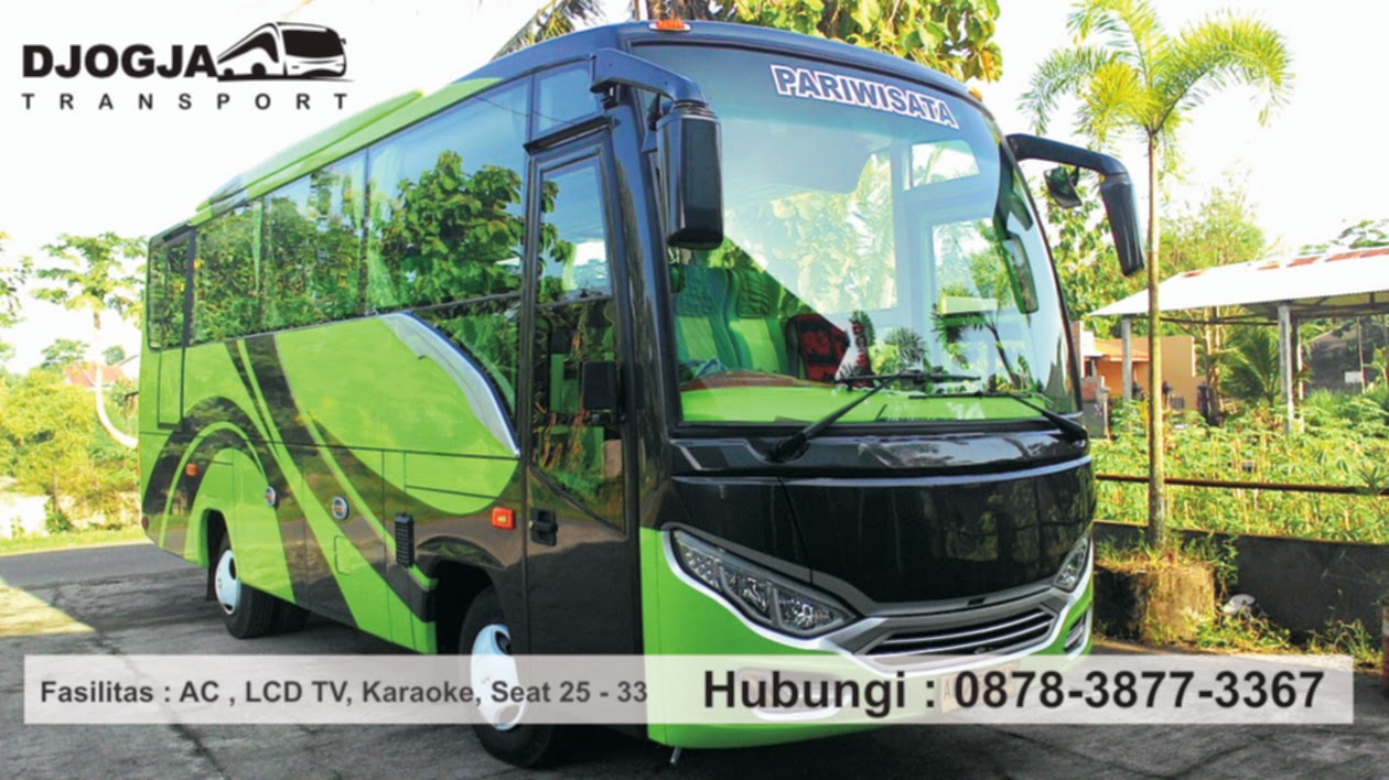 armada bus medium di Jogja