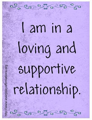 Affirmations for Relationships, Daily Affirmations