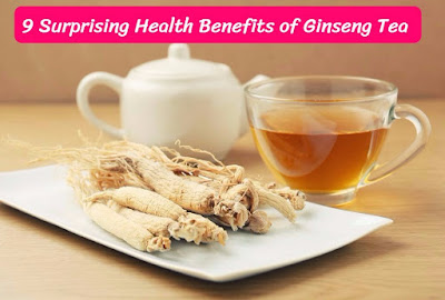 9 Surprising Health Benefits of Ginseng Tea, energeticreact