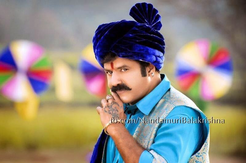 Nandamuri Balakrishna‬ and ‪Trisha‬'s Upcoming Telugu Movie Latest Pic