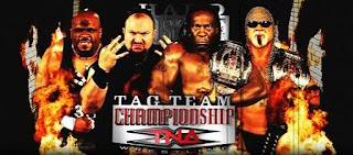 TNA Hard Justice 2009 Review: Team 3D vs. Booker T & Scott Steiner - TNA Tag Titles