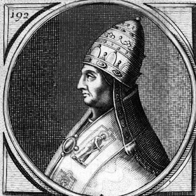 Pope Boniface VIII (1294 - 1303)