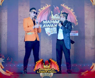 Live Streaming Maharaja Lawak Mega 2018 Minggu 1 ( 2.11.2018 )