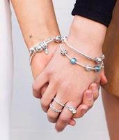 Source: PANDORA. Charm bracelets.