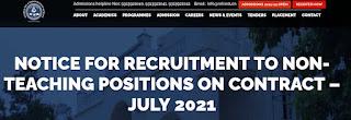 NRTI Recruitment 2021 48 Teaching and Non Teaching Posts