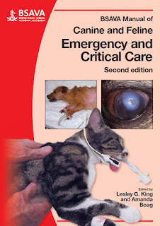 BSAVA Manual of Canine and Feline Emergency and Critical Care 2nd Edition