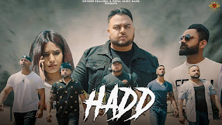 HADD Song Lyrics | Deep Jandu (Official Video) Amrit Maan | Navpreet Banga