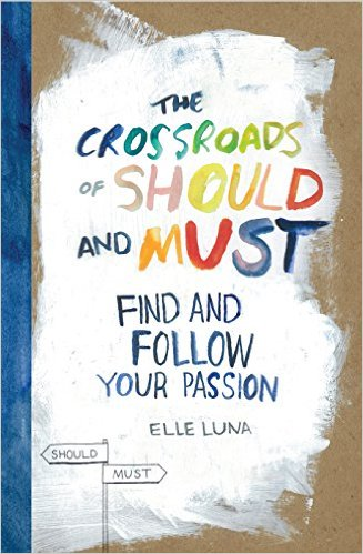 Elle Luna, books, journals, inspiration, motivation, self-help, self-care, love yourself,