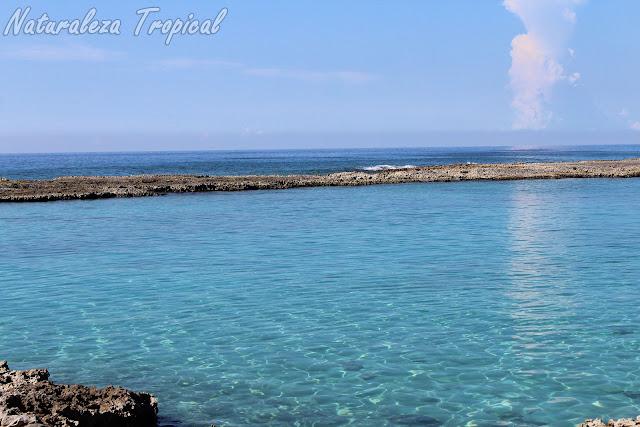 Costa sur de Matanzas, Cuba. Caleta Buena