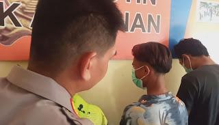 Duo Remaja Ingusan Curi Kota Amal Masjid untuk Beli Sabu