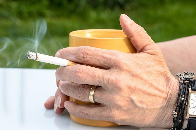 consumo de cigarro