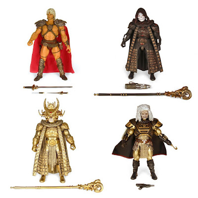 Masters of the Universe William Stout Collection Action Figures by Super7