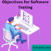 objectives or goals for software testing - csmates.com