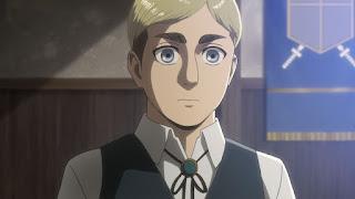 進撃の巨人 アニメ | エルヴィン・スミス 幼少期 | Erwin Smith | Attack on Titan | Hello Anime !