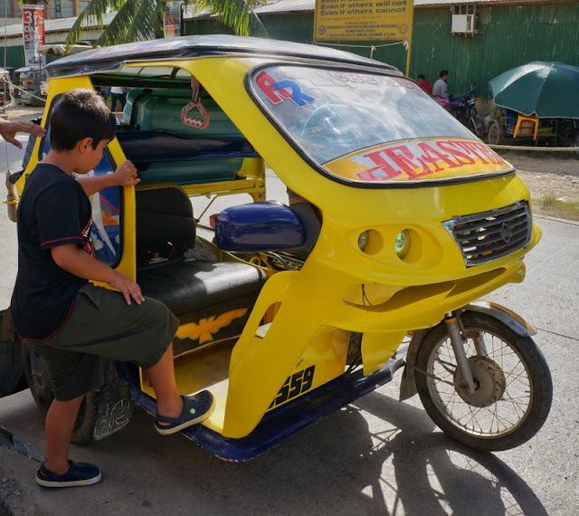 Triciclos Filipinas