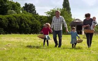 David Domoney and Family