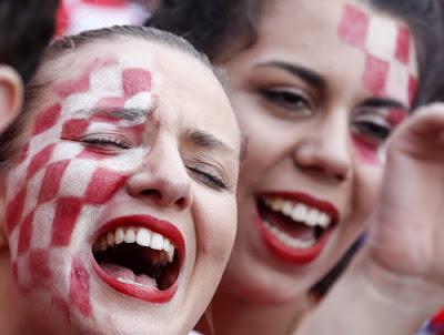 Croatia vs France final