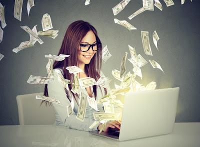 أسهل 10 طرق للربح من الإنترنت والعمل من المنزل