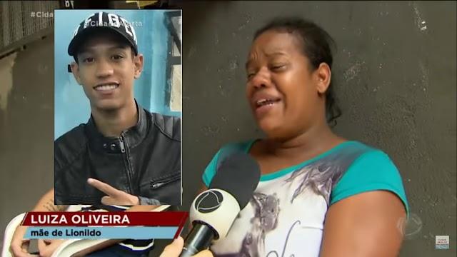 Vídeo; Entre os três jovens mortos em Paraisópolis, um era filho de mulher macajubense