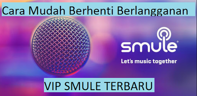 Easy ways to unsubscribe from the latest Smule VIP