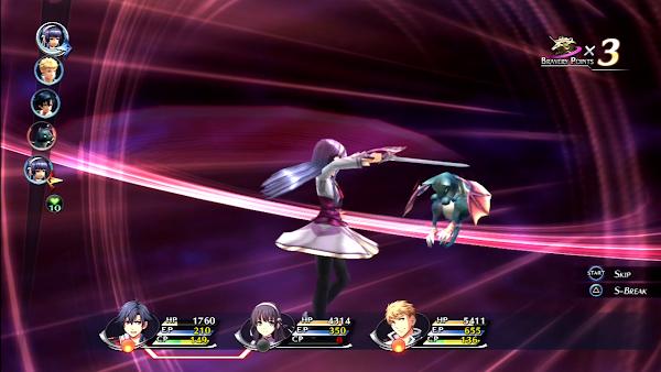 Eiyuu Densetsu Sen no Kiseki 2 (JPN) PS3 ISO Screenshots #3