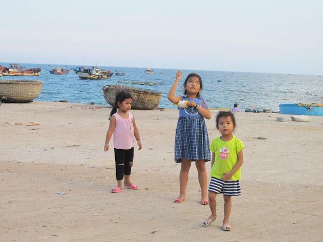 Cù Lao Xanh nơi đón bình minh mang vẻ đẹp biển cả