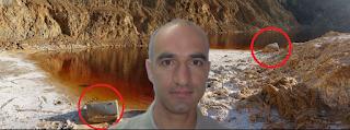 Ορέστης: Βρέθηκε η τρίτη βαλίτσα του θανάτου στην Κόκκινη Λίμνη