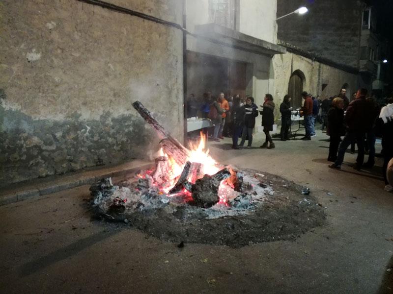 Grigliata per Sant Antoni