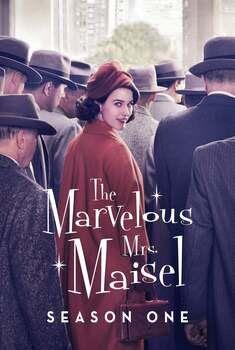 Maravilhosa Sra. Maisel 1ª Temporada Torrent - WEB-DL 720p Dual Áudio