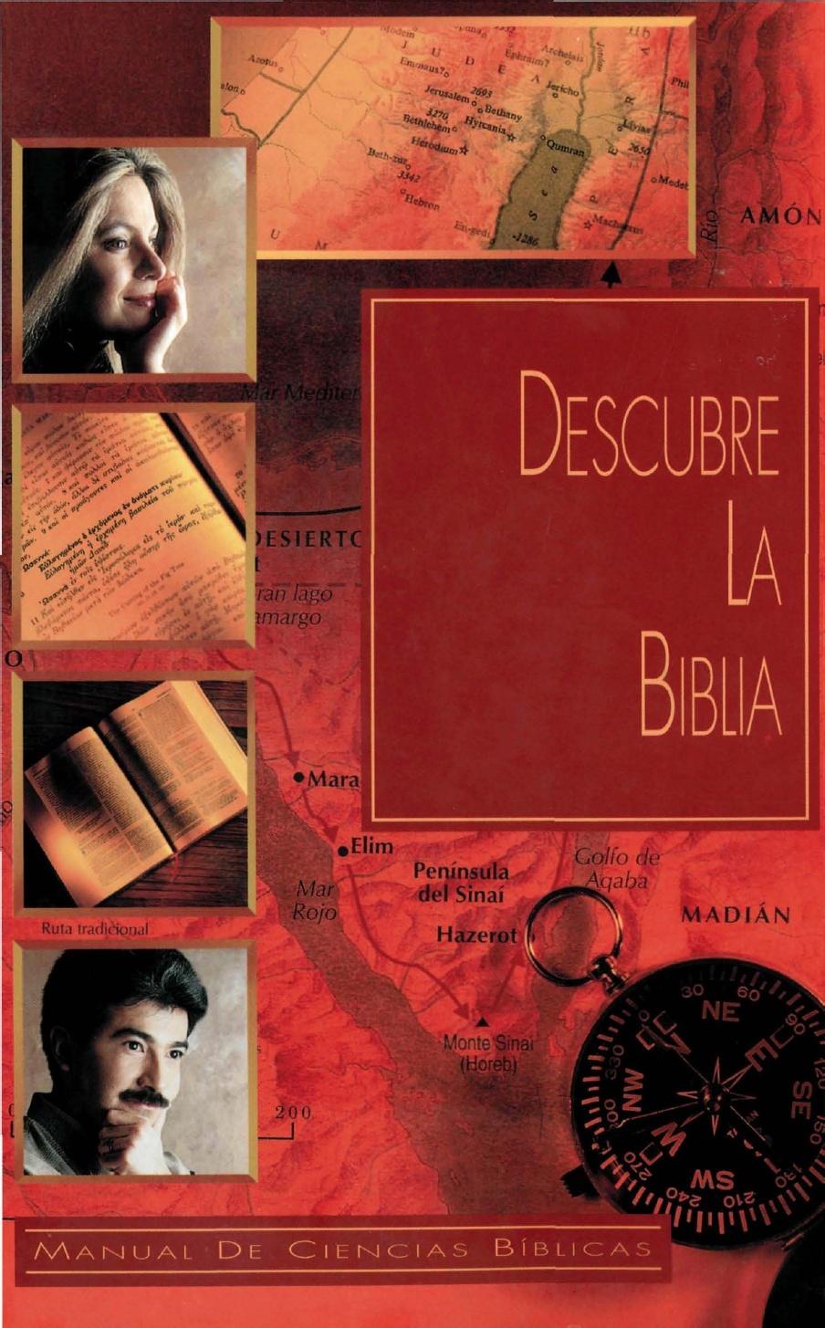 Descubre la biblia edesio sanchez