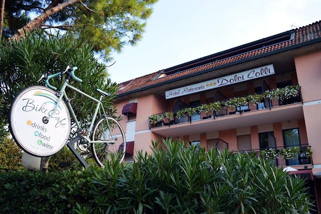 hotel per ciclisti sul lago di garda