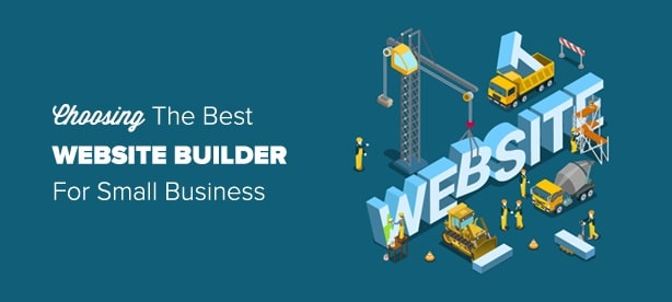 best website builders for small business top web design tools