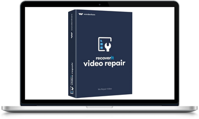 Wondershare Recoverit Video Repair 1.1.1.10 Full Version