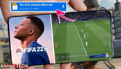 تحميل لعبة فيفا 2022 FIFA للاندرويد مجانا (بحجم صغير)