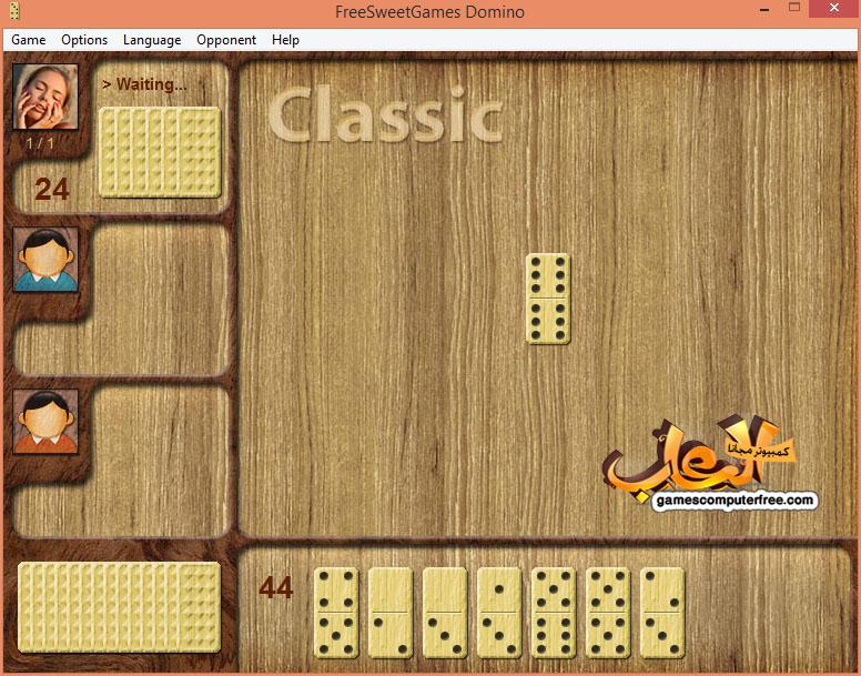 تحميل لعبة الدومينو للكمبيوتر 2019 مجانا برابط مباشر Domino
