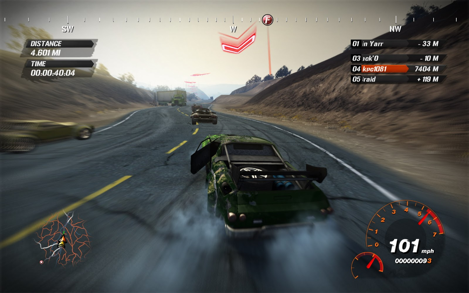 Fuel PC Game Free Download Full Iso   Game Download Center Free