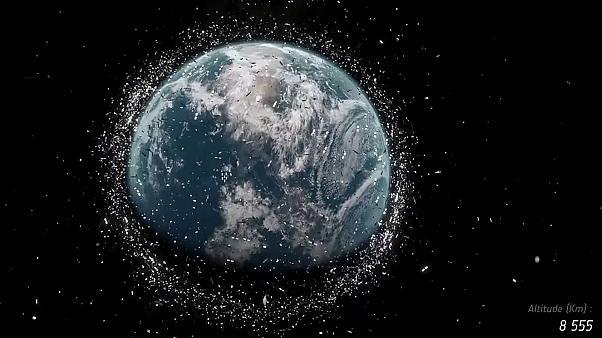 Sadece Dünyayı Değil Uzayı Da Temizlemek Lazım
