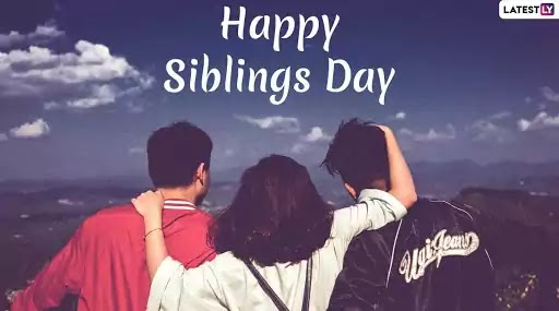 National Siblings Day (10 April): Annual Celebration