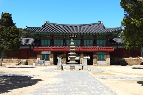 วัดยงจูซา (Yongjusa Temple: 용주사)