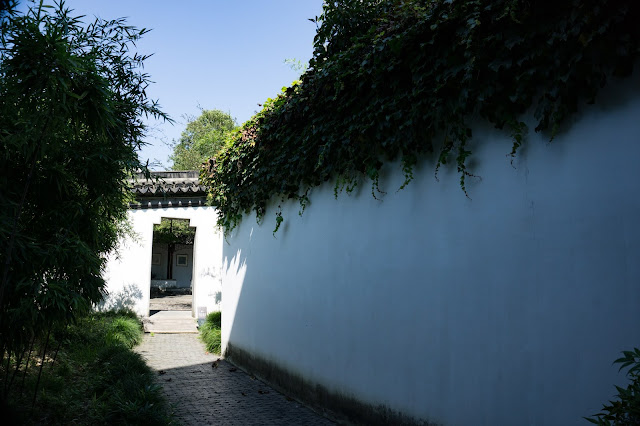 Visit Changshu Yanyuan and feel the classical meaning