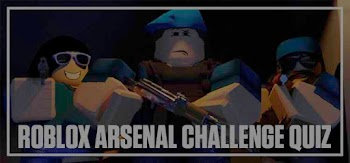 roblox arsenal challenge quiz answers 100% score be quizzed